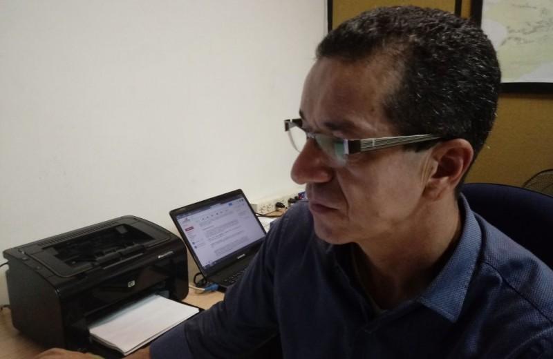 Luis Albeiro Torres, tesorero de Armenia