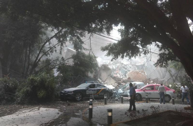 Terremoto de 7,1 grados sacude México