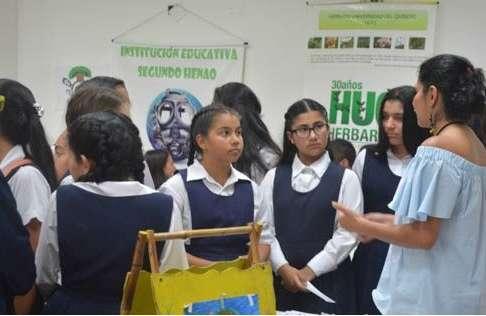 En Calarcá los estudiantes se preocupan por el medioambiente