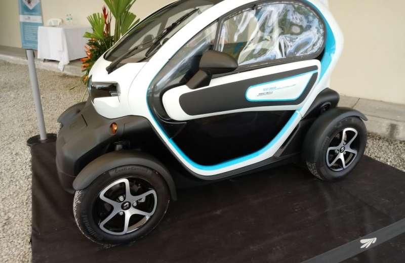 Vehículos eléctricos para proteger el medioambiente