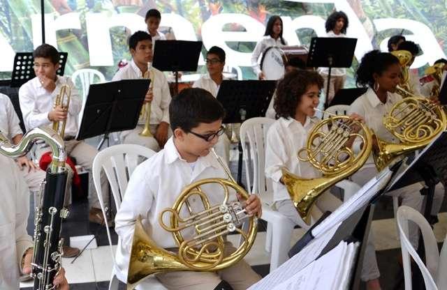 La sinfónica y rock hoy se encuentran en Armenia