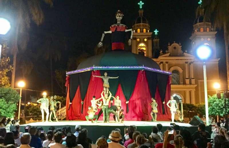 Corpodanza se presentó en México