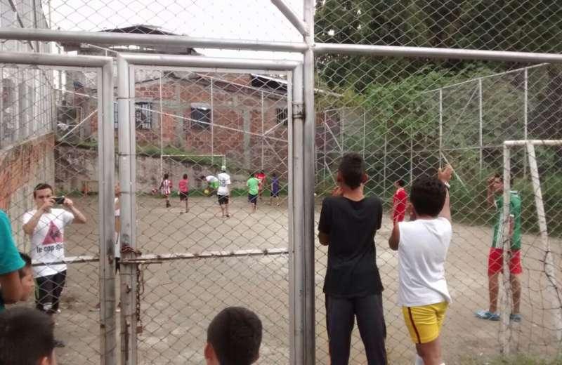 """""""Deporte Para Todos"""" que llega a los barrios de Armenia"""