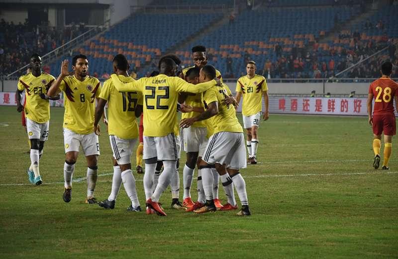 Colombia cierra el 2017 en el puesto 13 de la clasificación FIFA