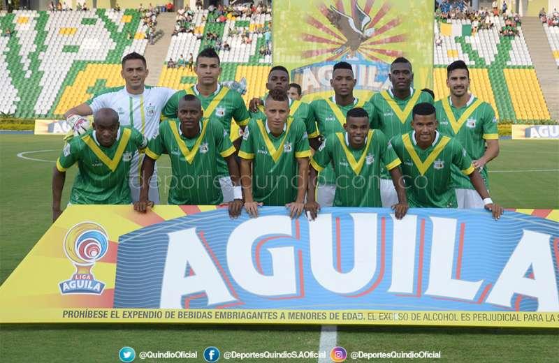 Resultado de imagen para Equipo de Fútbol Atletico Quindio