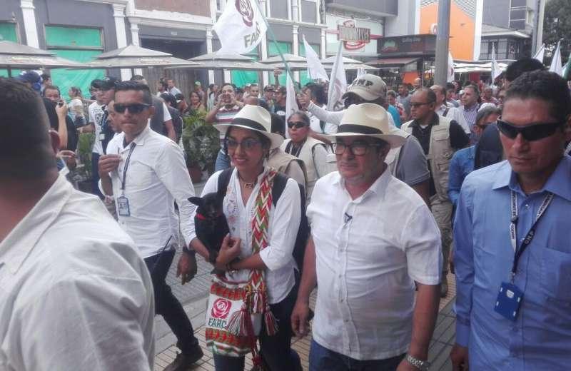 Las FARC rechazan discursos políticos de odio en su contra