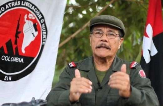 Pedirán a Interpol captura de líderes de guerrilla del ELN