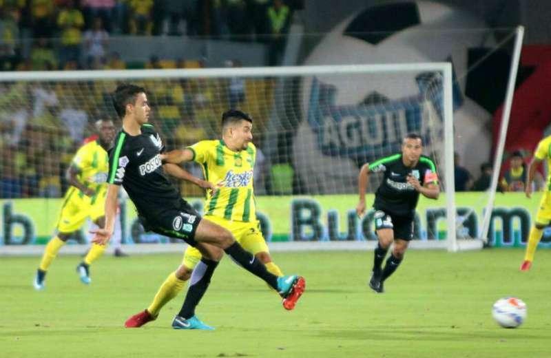 Listo para fortalecer al Atlético Nacional: un goleador está listo para regresar