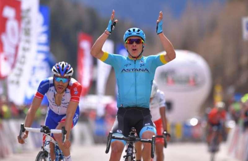 Pulso de López y Froome por el título en los Alpes