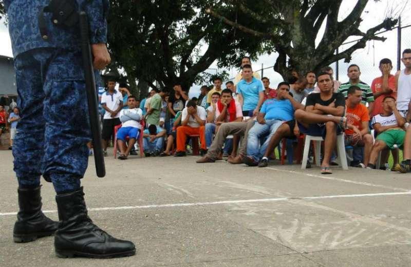 Suspenden a guardianes del Inpec por presunta golpiza a reclusos
