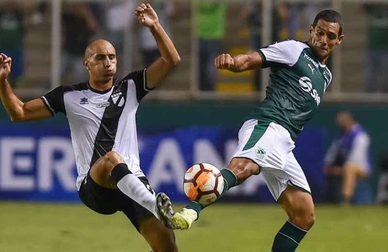 Danubio deberá remontar tres goles ante Deportivo Cali