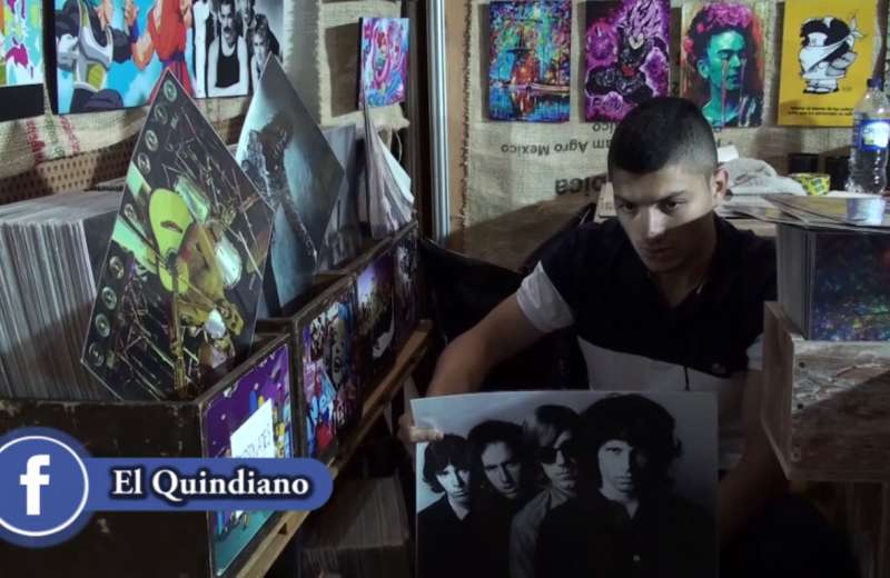 Los colores y las formas que llaman la atención en la Feria Expoartesanal Armenia 2018