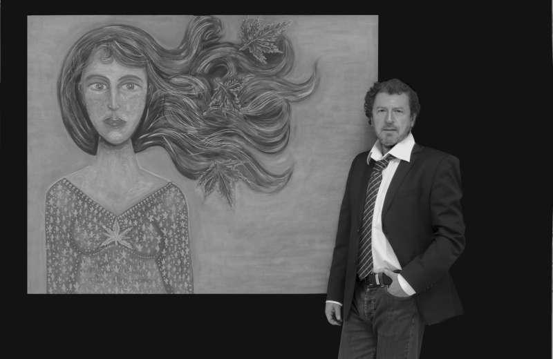 Los invitados a la segunda bienal internacional de arte del Quindío