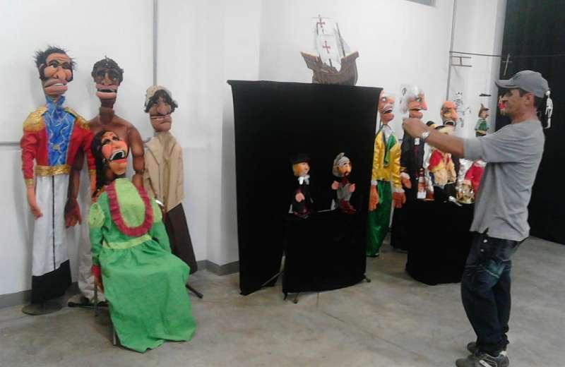 Comienza el festival Iberoamericano de Teatro de Muñecos
