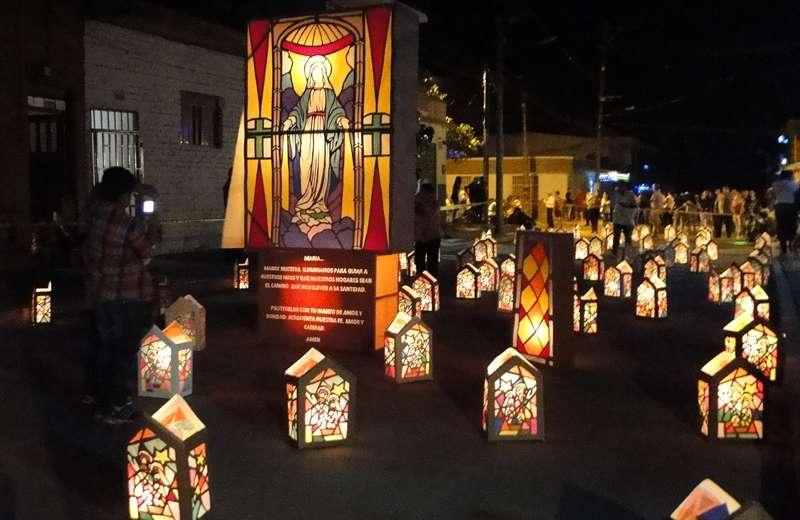 Con la presentación del afiche se iniciaron los preparativos en Quimbaya  del Festival de Velas y Faroles | El Quindiano