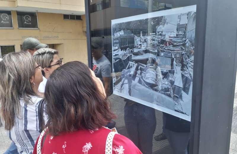 Exposición fotográfica como homenaje a la memoria, los sueños y la esperanza