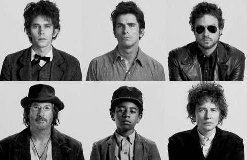 Cine: Bob Dylan en el rostro de varios personajes