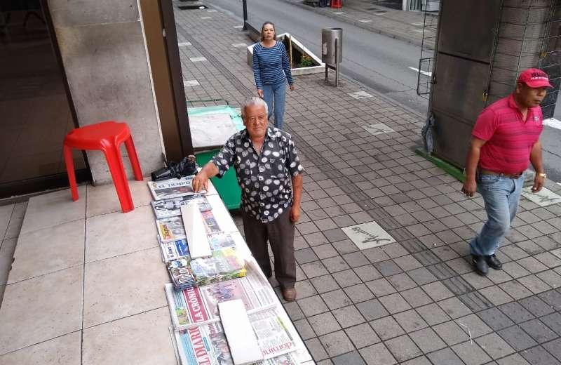 Crónica: Darío, el del periódico
