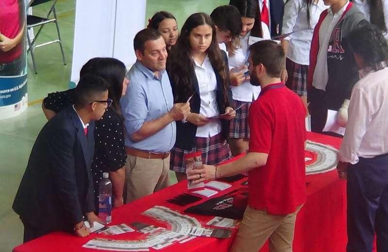 Universidades Norteamericanas hacen presencia en el Quindío