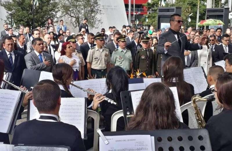 Concierto de música sacra hoy en la catedral de Armenia