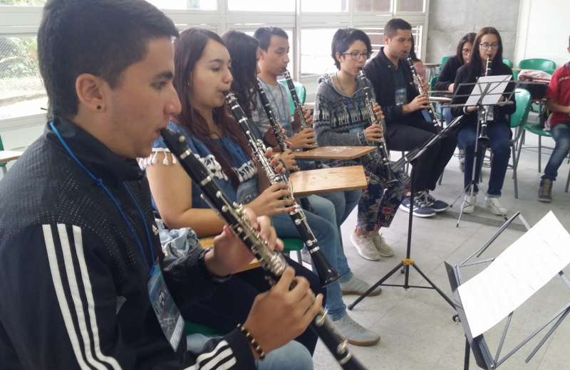 El cuarto festival internacional de clarinetistas tiene abiertas sus inscripciones