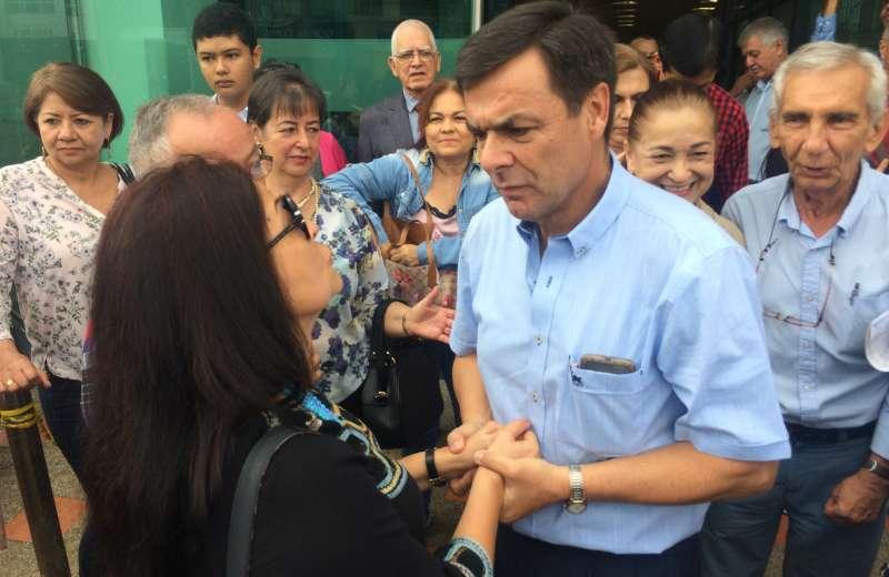 Javier Ramírez define coaval con el movimiento Aico para su candidatura a la gobernación del Quindío
