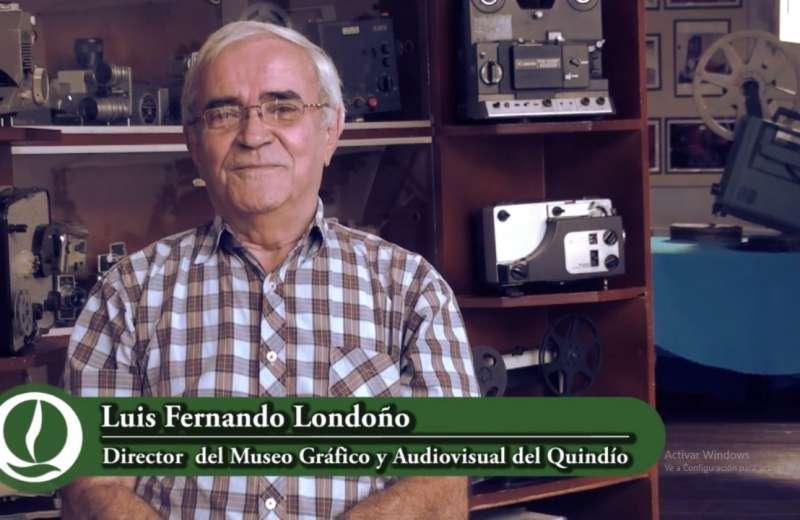 Hoy se le rinde el último adios en Calarcá a Luis Fernando Londoño