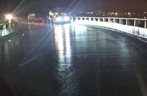 Otro accidente en el puente Helicoidal de Calarcá