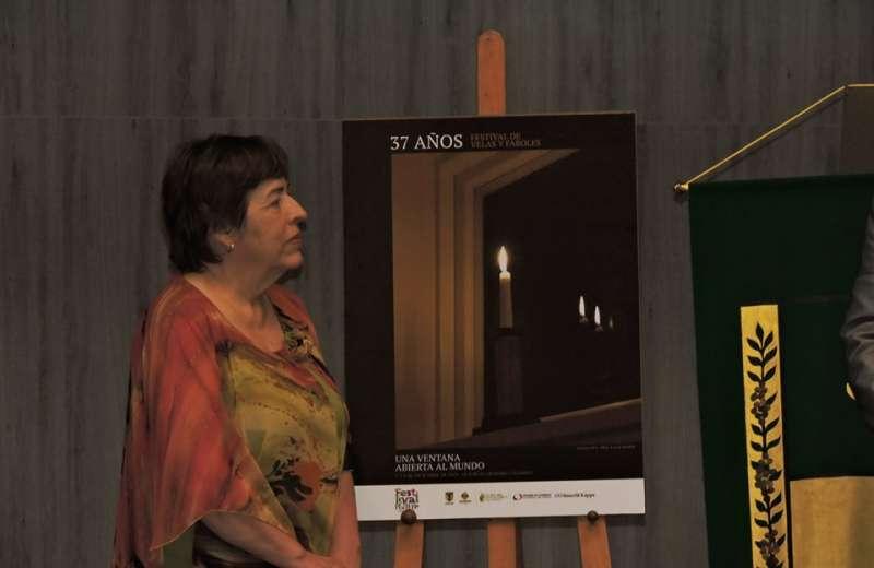 En Quimbaya se hizo la presentación del afiche del festival de velas y faroles