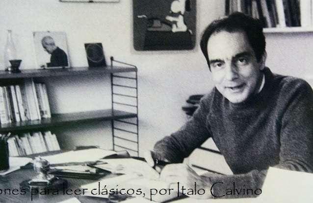 Obra de Italo Calvino hace parte de la programación del Café Literario Trilingue