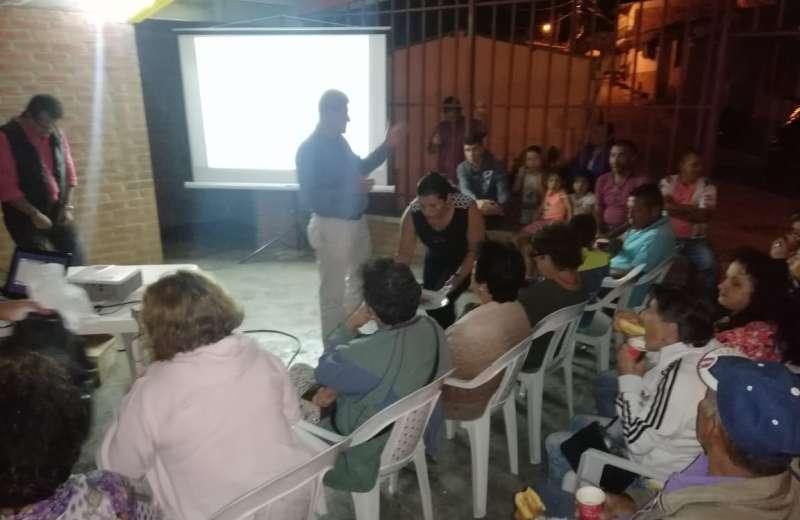 Jornadas de socialización para estratificación en Buenavista