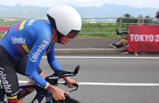 Rigoberto Urán, diploma olímpico en contrarreloj de ciclismo