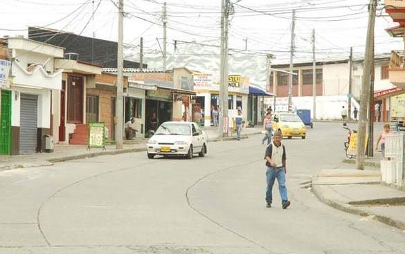 Taxista fue lesionado con machete en el barrio Corbones