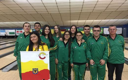 El bolo quindiano en el nacional de primera en Bogotá