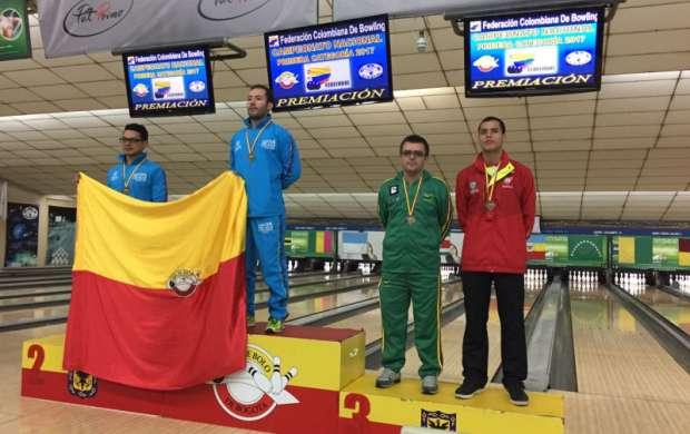 Dos medallas de bronce para el Quindío en Nacional de Bolo