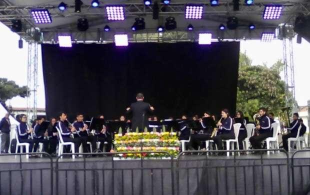 Banda Sinfónica Juvenil de Armenia gana premio en concurso nacional