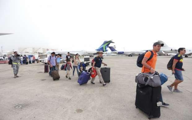 Repatriados colombianos afectados por 'María' en Puerto Rico