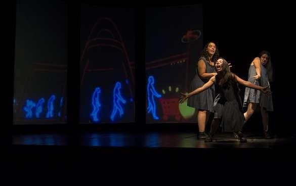 Abre el Teatro Azul su temporada de fin de año