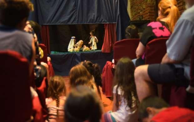 El teatro con historias de navidad