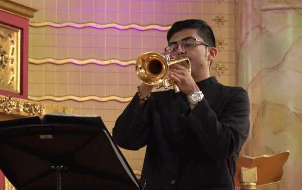 Un recital de trompeta en manos de una voz prometedora