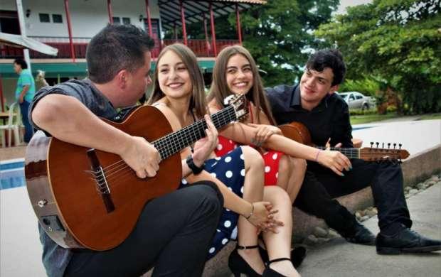Embajadores musicales del Quindío en la Feria de Manizales