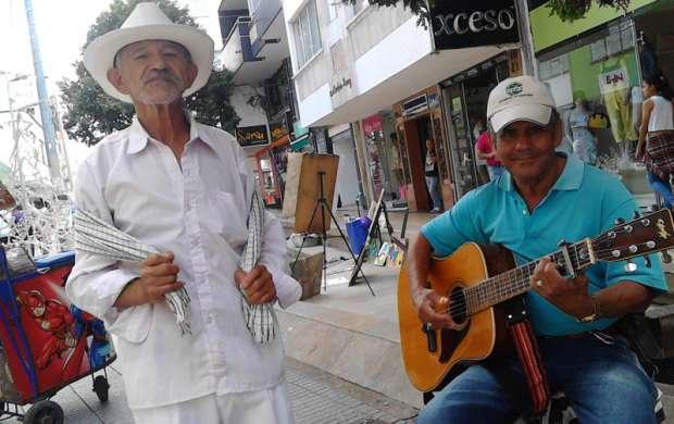 De músicos montañeros