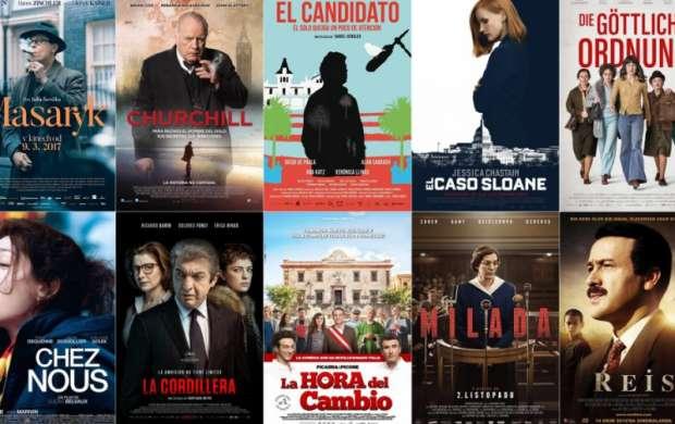 Top 5 de películas sobre campañas políticas