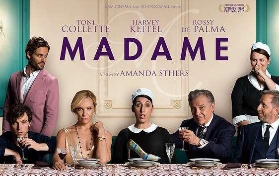 Madame: Un buen postre romántico