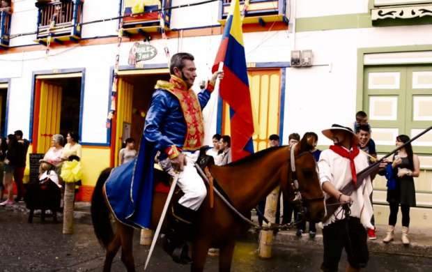 Hoy inicia el festival Camino del Quindío