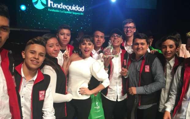 Jóvenes músicos de Fundanza obtienen galardón nacional