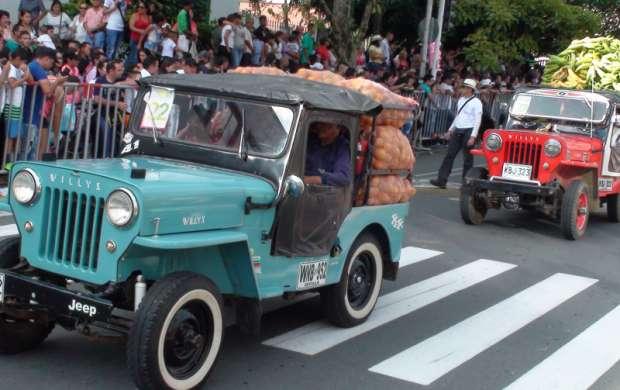 Pese a la protesta, si habrá desfile de Yipao en Armenia