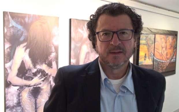 Ómar García Ramírez ganó en el Salón de Artistas Quindianos