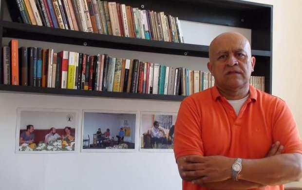 El escritor colombiano José Nodier Solórzano presenta su nueva novela