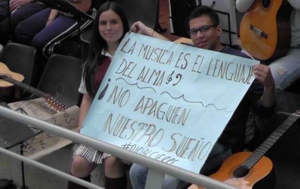 Escuela municipal de música requiere más presupuesto para el 2019 y así evitar el cierre inminente